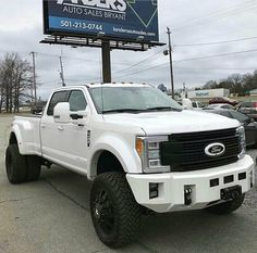 Powerstroke Lifted Ford Trucks, Dually Trucks, Ram Trucks, Diesel Trucks, Jeep Truck, Pickup Trucks, Ford Diesel, Ford Powerstroke, Trucks Only