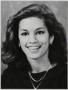 Happy 48th birthday Cindy Crawford born February 20, 1966. View the American model in the 1984 Dekalb High School yearbook! #CindyCrawford