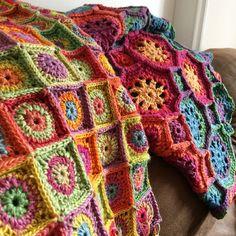 Amanda's #Crochet Blanket Adventures : Finished