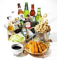 プレミアムビールも飲み放題!宝塚ホテル「ビール夏祭り」
