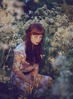 Portrait lovelieness
