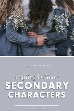 How can you craft a brilliant cast of secondary characters for your story? Writers from around the world weighed in during this week's #StorySocial Twitter chat! http://www.well-storied.com/blog/crafting-a-brilliant-cast-of-secondary-characters-a-storysocial-recap https://www.facebook.com/PoorManPublishing