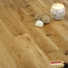 Our Sherwood Country Solid Oak 18mm x 90mm Lacquered is a stunning solid wood floor that has the ability to completely transform any space. One of the main benefits of a solid wood floor is the durability and lasting quality of the product and looks beautiful with every décor as the product can be stained, brushed and varnished to suit changing tastes and trends.  We only sell quality prefinished hardwood flooring as the factory finish is far more durable than any finish that can be…