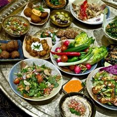 marokkaans buffet - Google zoeken