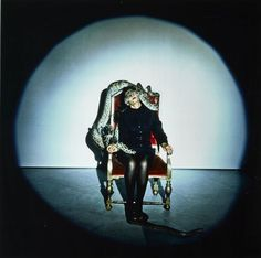 """zzzze: """"Marina Abromović, Dragon Heads,1992 """""""
