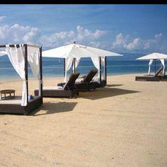 Misibis bay. Philippines.