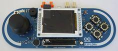Arduino Esplora with TFT