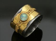 "Her Ring #1 ""Minoan Series"""