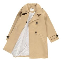 The final discounts are live on Smallable! Up to 60% off on hundreds of beautiful brands like Mini Rodini, Ferm Living, Numero 74…  Les coyotes de Paris Poppy Trench Coat  Clothing. Womens Fashion. Women. Womenswear. Winter outfits.