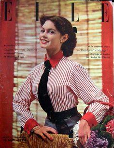 Brigitte Bardot : et la France fit rêver le monde - La gazette d'Hector Brigitte Bardot, Bridget Bardot, Patti Hansen, Magazine Mode, Elle Magazine, Magazine Covers, Lauren Hutton, Marlene Dietrich, Becoming An Actress