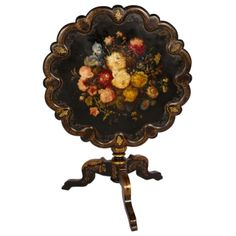 Shop collectibles and curiosities and other antique and vintage collectibles from the world's best furniture dealers. Antique Chairs, Antique Furniture, Cool Furniture, Painted Furniture, Furniture Ideas, Tilt Table, Westhampton Beach, Napoleon Iii, Tables