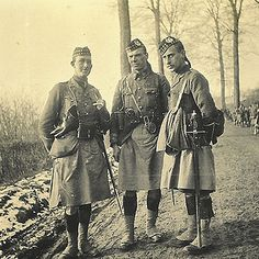 Gordon Highlanders early war