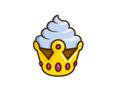 Kings's Cakes Brand Design, Logo Design, Graphic Design, Brand Identity, Branding, Cake Logo, Bga, Artsy Fartsy, Pixel Art