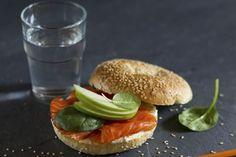 Quatre sandwichs à 5 ingrédients