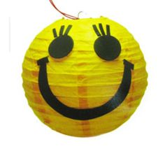 Shop for gift on Etsy, the place to express your creativity through the buying and selling of handmade and vintage goods. Paper Lanterns, Children And Family, Smile Face, Diy Kits, Fun Projects, Superhero Logos, Craft Ideas, Yellow, Awesome