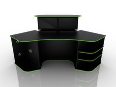 The 1st R2s Gaming Desk prototype is in production. In the forthcoming weeks you will be able to view a complete video review....