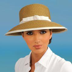 Sombreros de Eric Javits para la playa