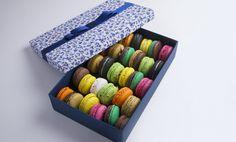 Caixa de 30 macarons - May Macarons