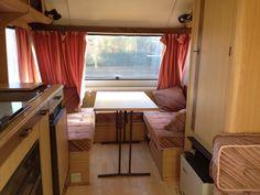 Caravan Renovation - Belladrum Project