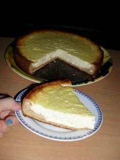 Túrós pite :: dietaénigyszeretlek.hu Bread, Food, Essen, Breads, Baking, Buns, Yemek, Meals