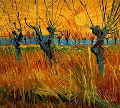 Charles Fonseca: Outono. Van Gogh