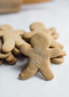 There are many traditional foods associated with Christmas – cranberries, pavlova and ham – to mention just a few. Peppermint and gingerbread would have to top the list though. Peppermint is a more modern tradition I think, while gingerbread is a much older tradition. No Christmas is complete without enjoying a batch of fresh gingerbread cookies. To make them your own, with a unique flavor addition, try adding some honey.