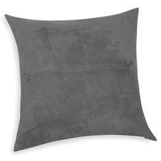 Cojín gris carbón 40 x 40 cm SWEDINE