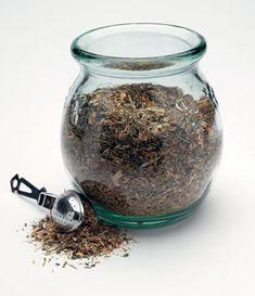 Herbs for Menopause Symptoms: Stress Relief Tea - Heal - Herb Companion, Herbs For Menopause, Menopause Symptoms, Menopause Relief, Stress Symptoms, Healing Herbs, Medicinal Herbs, Natural Healing, Herbal Remedies, Health Remedies