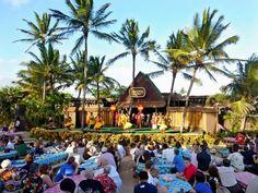 Germaine's Luau: Island of Oahu, HI USA