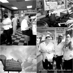 World's First Cone Machine: Doumar's Norfolk, Virginia