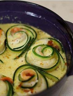 Filet de sole au saumon fumé et mascarpone (Microcook 1.5l)