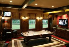 fun to convert your dining room into a billard room additions