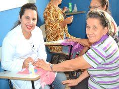 O Centro de Referência de Assistência Social, CRAS Capitão Manoel Gomes, no bairro do Belo Horizonte, em parceria com a UNOPAR Patos realizaram na tarde de quarta-feira, 16 de setembro, um dia de beleza para os grupos de idosos que fazem parte do Serviço de Convivência e Fortalecimento de Vínculos e do Projeto Mova-Brasil. …