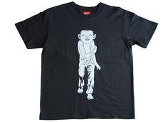 つげ義春 T式シャツ「ねじ式」