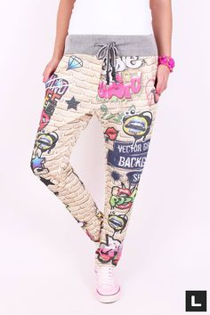 Moderné tepláky Pants, Fashion, Trouser Pants, Moda, La Mode, Women's Pants, Fasion, Women Pants, Fashion Models