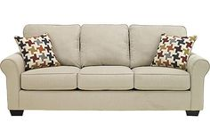 The Navasota Queen Sofa Sleeper From Ashley Furniture