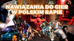 Rap gadanina #15 - Nawiązania do gier w polskim rapie