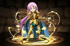 Cavaleiro de ouro - Mu de Áries - versão chibi