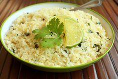 Manila Spoon: Cilantro-Lime Rice
