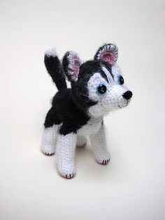 Amigurumi Legs Tutorial : 1000+ images about crochet husky on Pinterest Husky ...