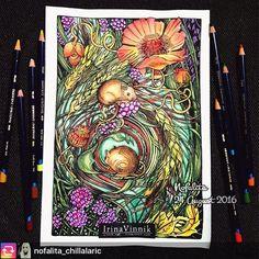 Amazing @nofalita_chillalaric  Want to appear in our group put on #arte_e_colorir  Use #arte_e_colorir para aparecer aqui. ➡️ @arte_e_colorir @desenhos_ofart @prazeremcolorir