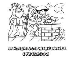 Sinterklaaswerkboekje Onderbouw  (klik voor PDF)    Klokhuis: http://www.hetklokhuis.nl/onderwerp/sinterklaas