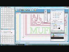 SCAL Software Tutorial 2 - My Vinyl Designer