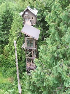 Having a treehouse at the bottom of your garden is something we all dream of as a child. Only a lucky few manage to get one, and when they do, hours are spent playing games, chatting and even sleeping in their very own wooden home. But what happens when those childhood dreams make it into adulthood,…