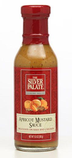 Silver Palate | Apricot Mustard Grilling Sauce