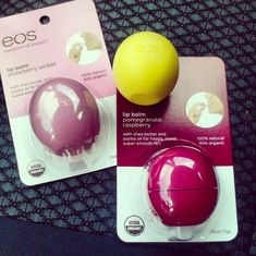 OliveJuice: Products I Love: eos Lip Gloss