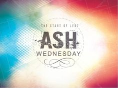 Ash Wednesday - Lent Religious PowerPoint for Easter season
