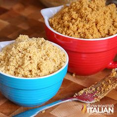 The Slow Roasted Italian - Printable Recipes: How to Make Brown Sugar