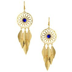 Ebony Twist Gold Non-Precious Metal Earrings for Women (E... http://www.amazon.in/dp/B01A0U1AK8/ref=cm_sw_r_pi_dp_hIoFxb1VPR1DT