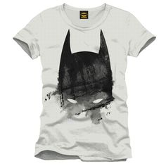 Ink Blot Bat Cowl T-Shirt